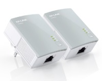 TP-Link AV500 Mini Powerline Ethernet Adapter Starter Kit