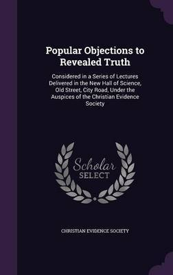 Popular Objections to Revealed Truth