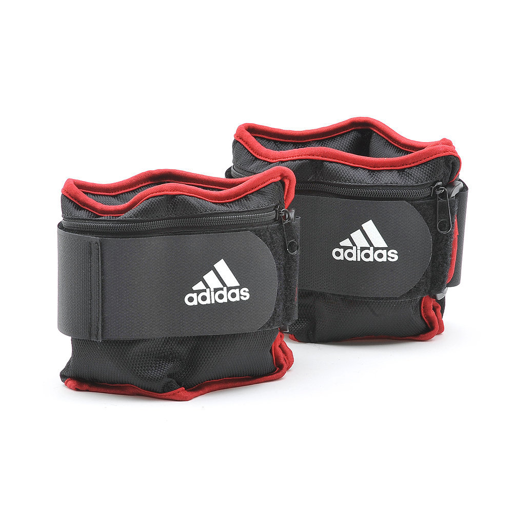 Adidas Adjustable Ankle Weights (2 x 1kg) image