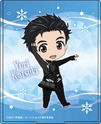 Yuri!!! On Ice: Nendoroid Plus - Folding Mirror (Yuri Katsuki)