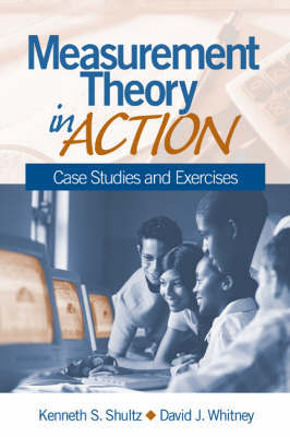 Measurement Theory in Action by Kenneth S. Shultz image