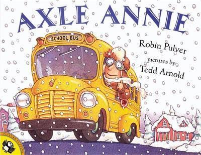 Axle Annie by Robin Pulver image