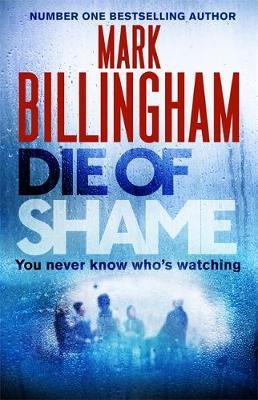 Die of Shame by Mark Billingham image