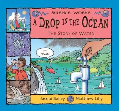 A Drop in the Ocean by Jacqui Bailey