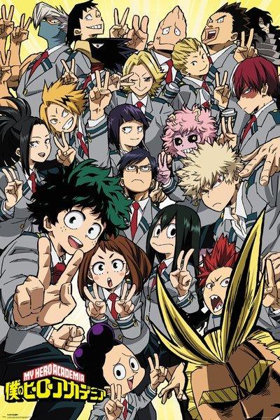 My Hero Academia - School Compilation (753)