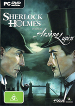 Sherlock Holmes versus Arsene Lupin (aka Nemesis) for PC Games