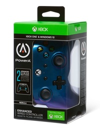 Xbox One Enhanced Wired Controller - Nebula for Xbox One