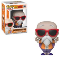 Dragon Ball Z – Master Roshi (Peace Sign Ver.) Pop! Vinyl Figure