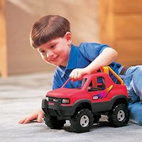Little Tikes: Sports Truck - Red/Black