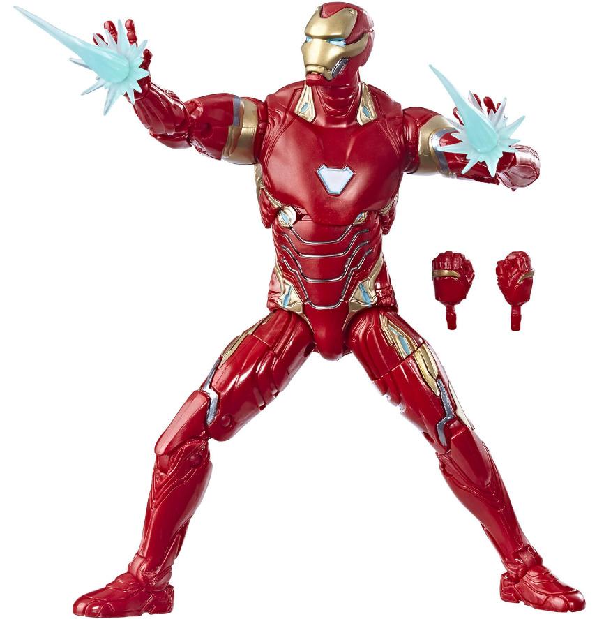 "Marvel Legends: Iron-Man - 6"" Action Figure image"