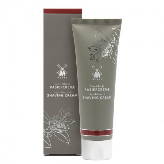 Muhle Shaving Cream Tube - Sandalwood
