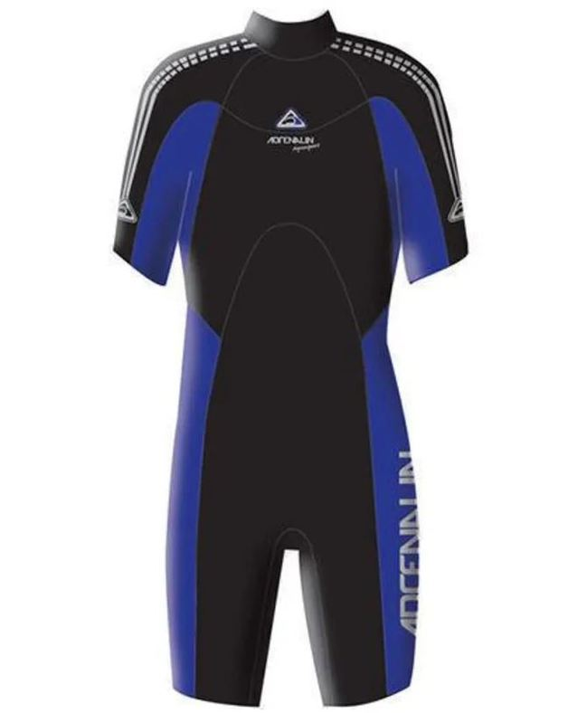 Aquasport Junior Springsuit - Blue (Size 14)