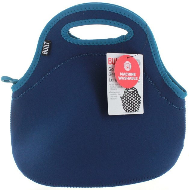 BUILT NY: Gourmet Getaway Lunch Tote - Blue