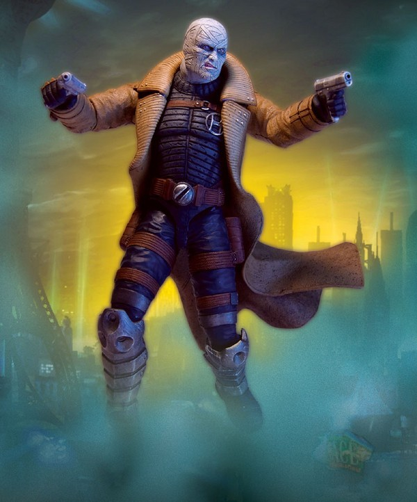 Batman Arkham City Series 2 Hush Action Figure image, Image 1 of 1