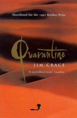 Quarantine by Jim Crace