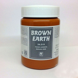 Vallejo Brown Earth Texture Paint 200ml