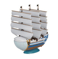 One Piece Grand Ship Collection Moby Dick Model Kit