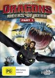 Dragons: Riders of Berk - Part 1 on DVD