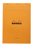 Bloc Rhodia Orange A4 80 Blank Sheets