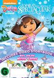 Dora The Explorer: Dora's Ice Skating Spectacular DVD