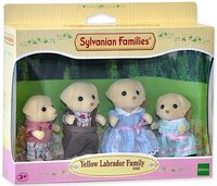 Sylvanian Families: Yellow Labrador Family image
