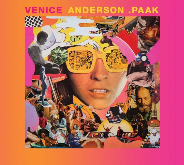 Venice by Anderson Paak