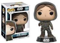 Star Wars: Rogue One - Jyn Erso (Hooded) Pop! Vinyl Figure
