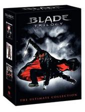 Blade Trilogy - The Ultimate Collection (3 Disc) on DVD
