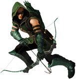 DC Comics: Green Arrow - 1:12 Collective Action Figure