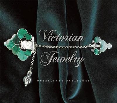 Victorian Jewelry by Ginny Redington Dawes