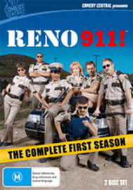 Reno 911: Season 1 (2 Disc Set) on DVD