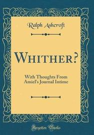 Whither? by Ralph Ashcroft image