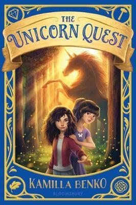 The Unicorn Quest by Kamilla Benko