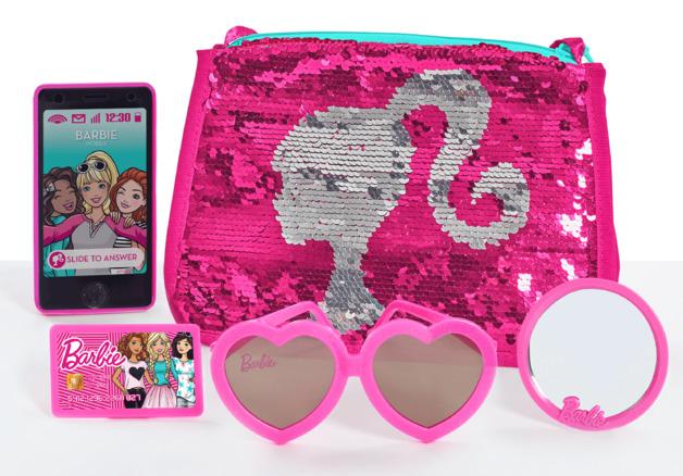 Barbie: Electronic Fashion Purse - Playset