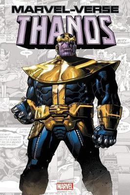 Marvel-verse: Thanos by Marvel Comics