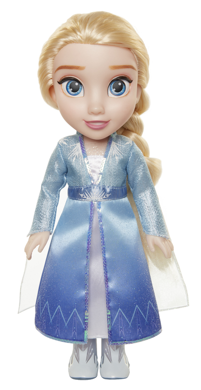 "Frozen II: Elsa - 14"" Adventure Doll"