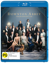 Downton Abbey: The Movie on Blu-ray image