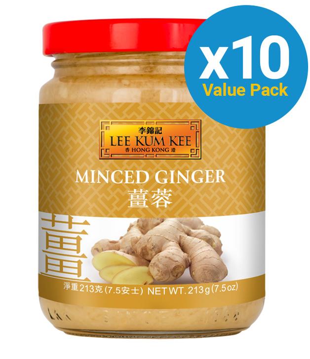 Lee Kum Kee Minced Ginger 213g x10