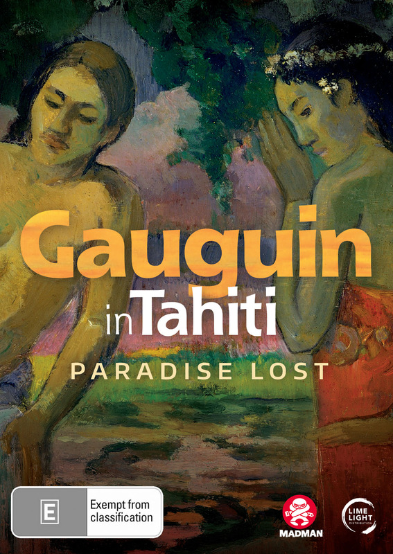 Gauguin In Tahiti: Paradise Lost on DVD