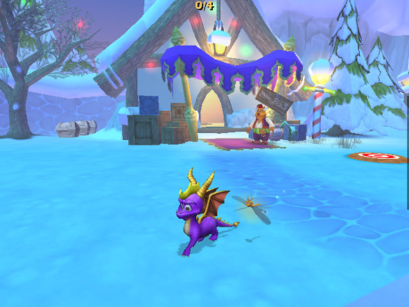 Spyro: A Hero's Tail for Xbox image
