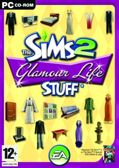 The Sims 2: Stuff Glamour for PC Games
