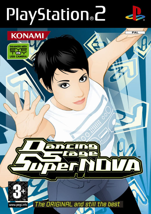 Dancing Stage Supernova for PlayStation 2