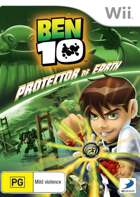 Ben 10 for Nintendo Wii