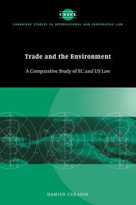 Trade and the Environment by Damien Geradin