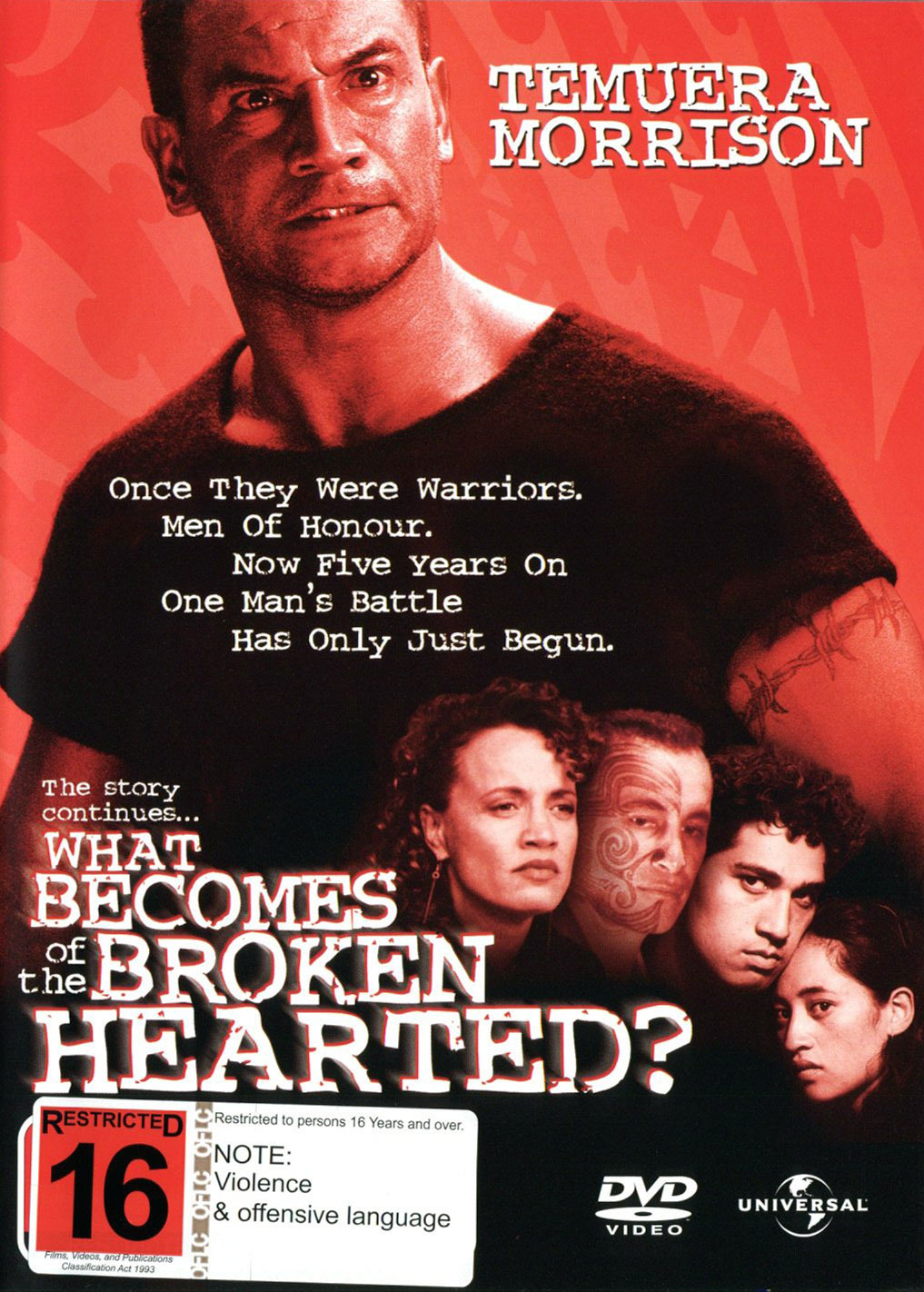What Becomes Of The Broken Hearted on DVD image