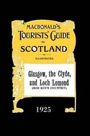 Glasgow, The Clyde and Loch Lomond by Alex W Stewart image