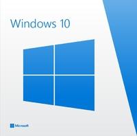 Microsoft Windows 10 64bit