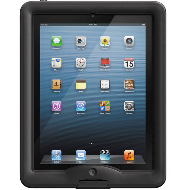 competitive price 64680 2630b Lifeproof nüüd Case for iPad Air 2 (Black)   at Mighty Ape NZ