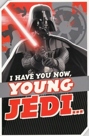 Star Wars: Birthday Card - Darth Vader