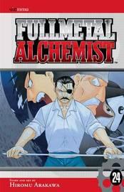Fullmetal Alchemist, Vol. 24 by Hiromu Arakawa